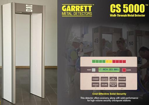 Garrett PD 6500i