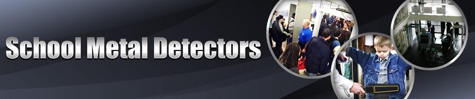 metal detectors for schools