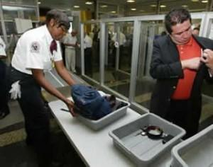 how to get through airport security without id